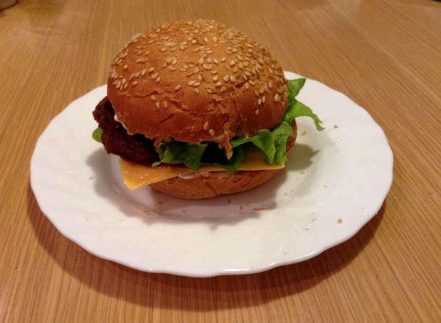 Как сделать свой гамбургер 724