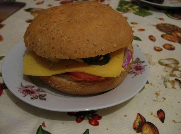 Как приготовить бургеры в домашних условиях фото 453
