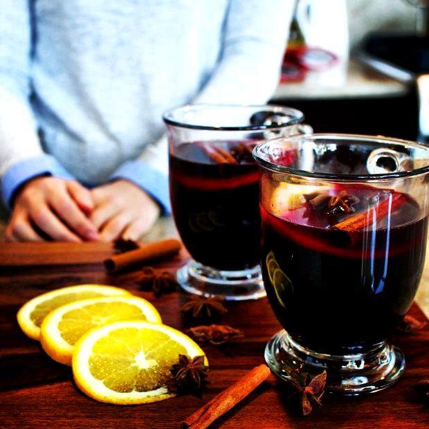 Алкогольный глинтвейн в домашних условиях рецепт