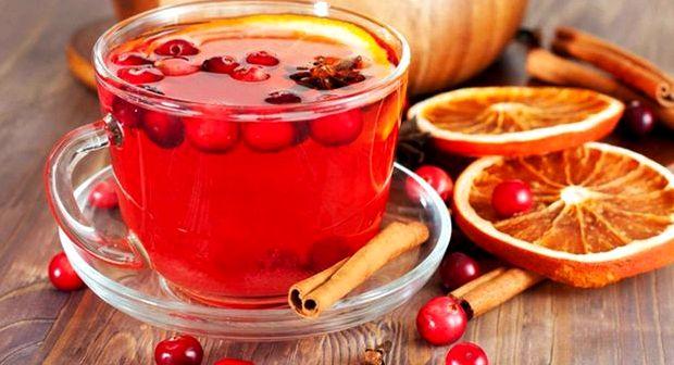 Безалкогольный глинтвейн рецепт приготовления в домашних условиях