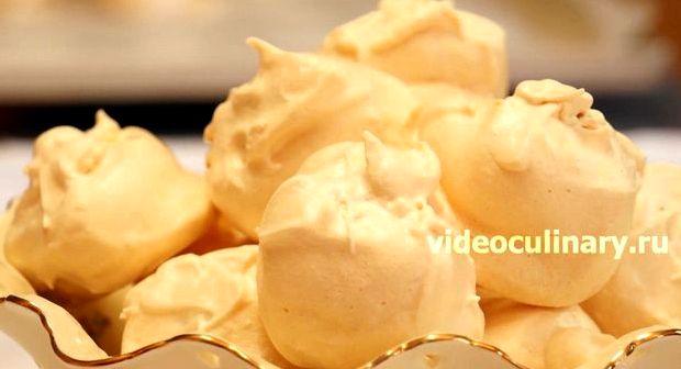 Бисквитное печенье рецепт с фото пошагово в духовке