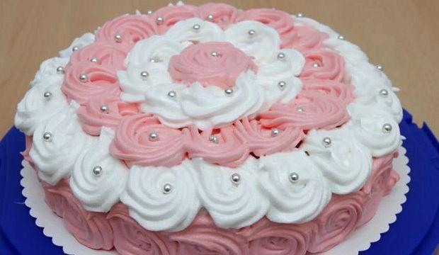 Бисквитный торт с заварным кремом рецепт с фото пошагово