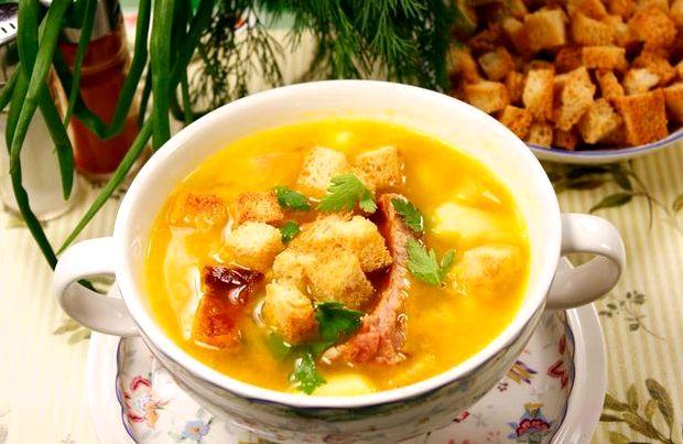 Гороховый суп рецепт классический с говядиной
