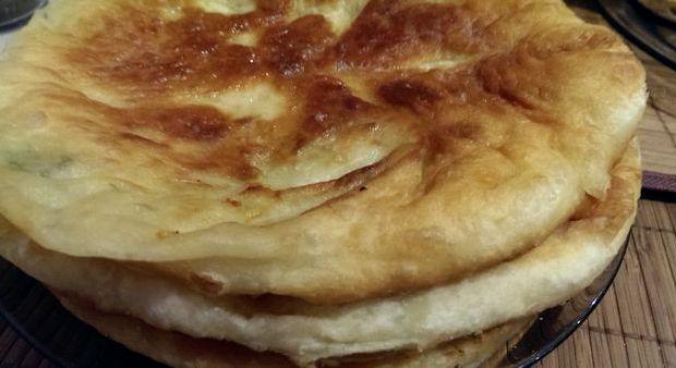 Хычины рецепт с фото пошаговый с картошкой и сыром