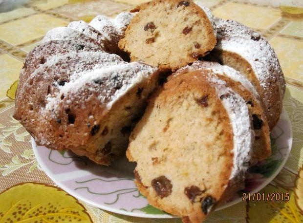 Испечь кекс с изюмом в духовке рецепт с фото