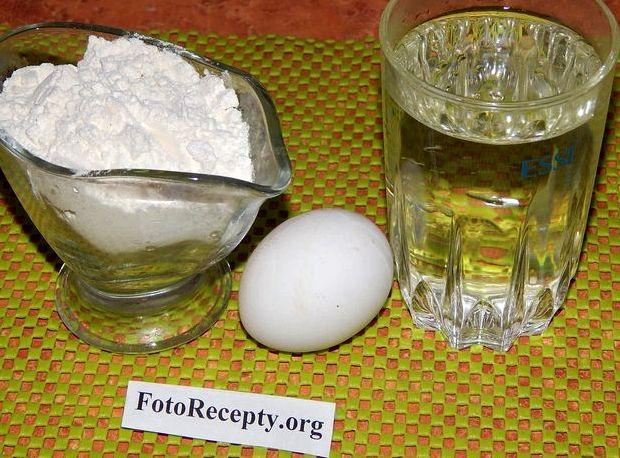 Как приготовить блины на воде пошаговый рецепт с фото
