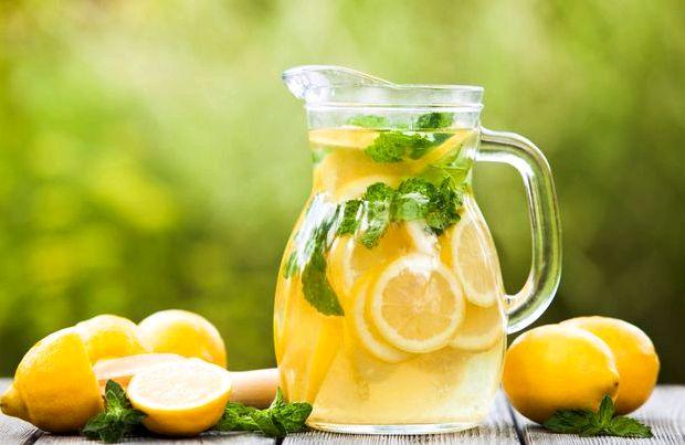 Как приготовить лимонад в домашних условиях рецепт с фото