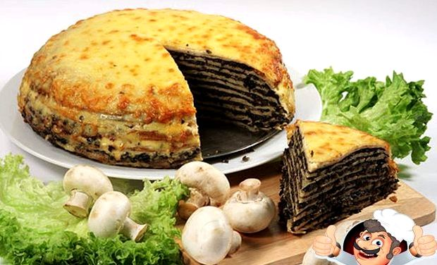 Как приготовить печеночные оладьи из говяжьей печени рецепт с фото