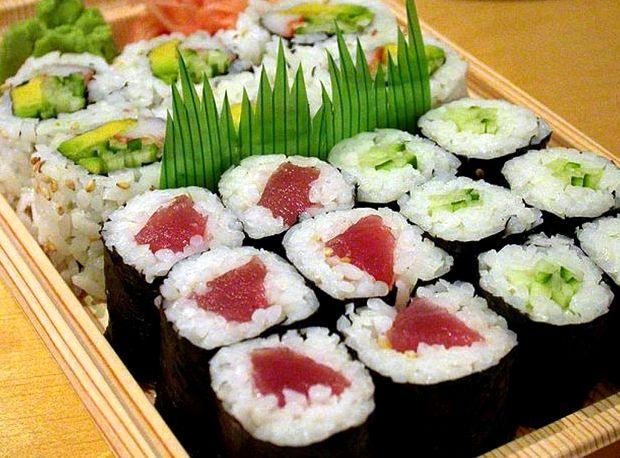 Рецепт приготовления суши в домашних условиях видео