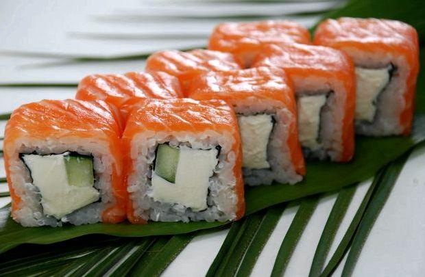 Как правильно делать суши и роллы дома фото пошаговая инструкция по применению
