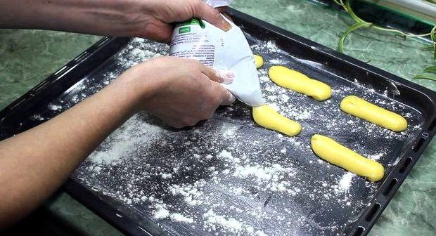 Как сделать эклеры в домашних условиях рецепт с фото