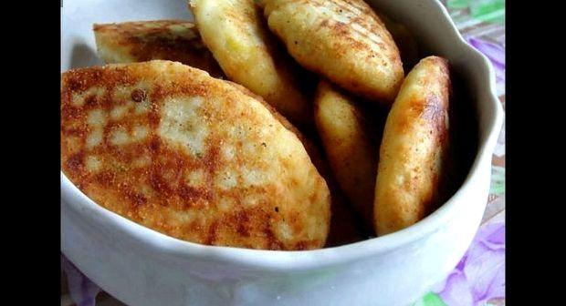 Картофельные зразы с фаршем рецепт с фото пошагово