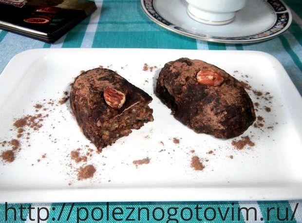 Картошка пирожное из сухарей рецепт в домашних условиях
