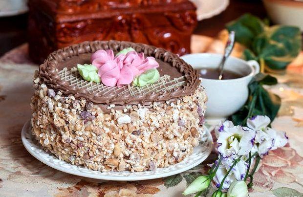Киевский торт рецепт по госту ссср рецепт