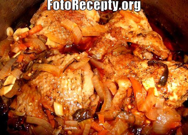 Классический рецепт чахохбили из курицы по грузински с фото