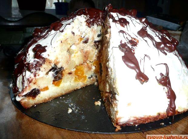 Классический торт панчо рецепт с фото пошагово в домашних условиях