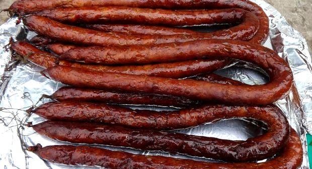 Ливерная колбаса в домашних условиях пошаговый рецепт с фото 4