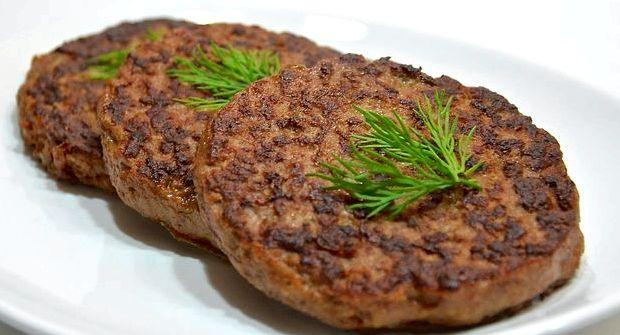 Котлеты из говяжьей печени рецепт с фото пошагово