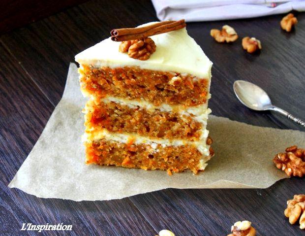 Морковный кекс рецепт с фото пошагово в духовке