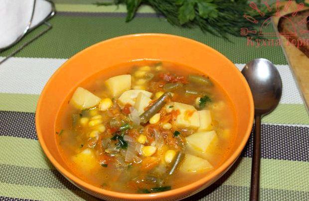Рецепты супов диета 5 стол
