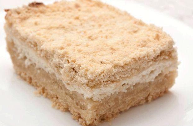 Пирог с творогом крошка пошаговый рецепт в духовке