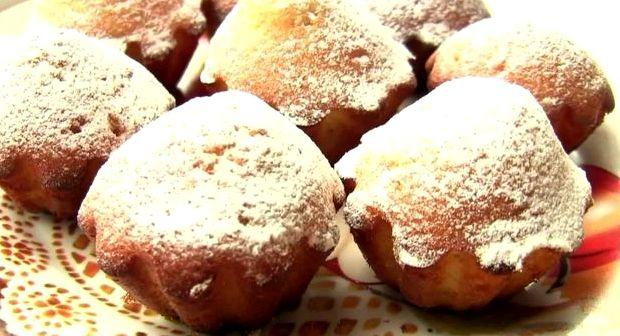Рецепт кекса с изюмом в духовке в формочках