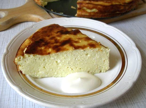 Рецепт классической запеканки из творога в духовке
