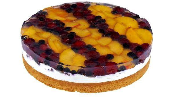 Рецепт пирога тирольского пирога с ягодами