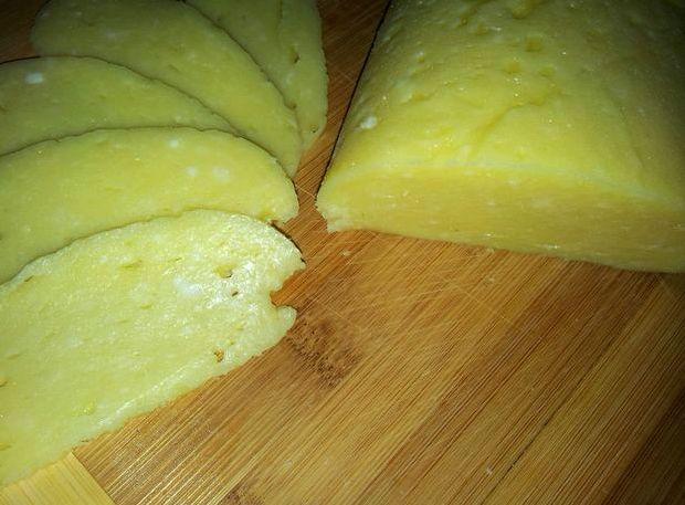 Рецепт сыра в домашних условиях из молока и творога