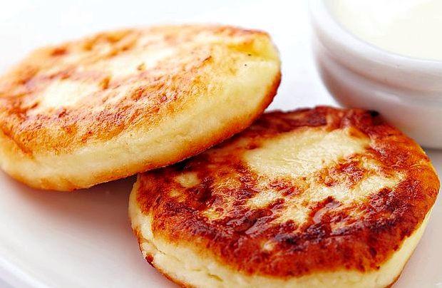 Рецепт сырников из творога с фото пошаговый