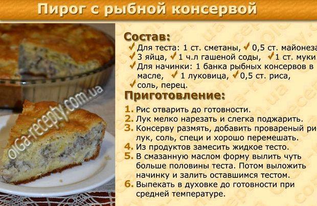 Рецепт теста на сухих дрожжах для пирогов в духовке