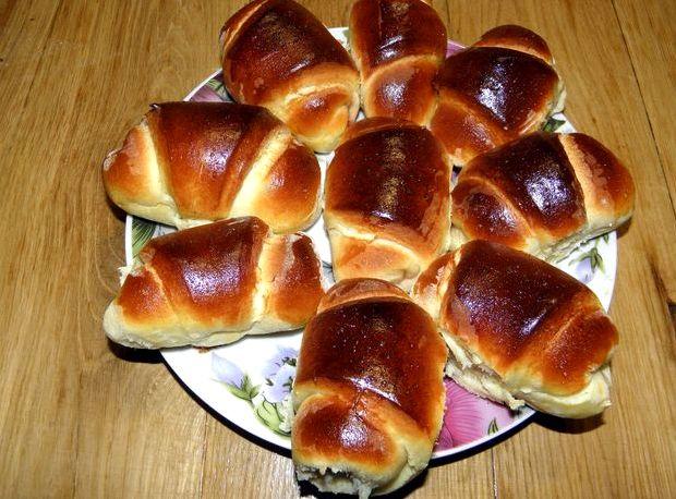 Рецепт вкусных пирогов из дрожжевого теста в духовке