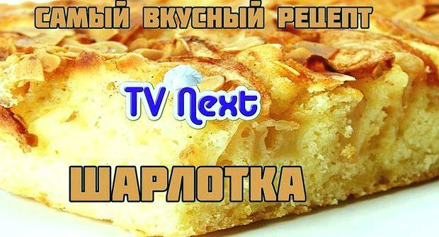 Шарлотка с яблоками рецепт с фото пошагово самый вкусный