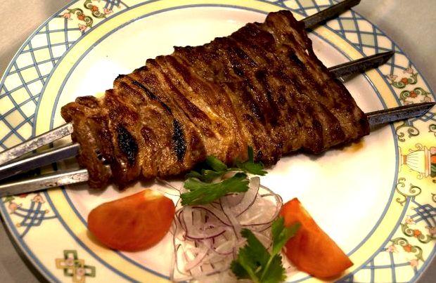 Шашлык из баранины классический рецепт по кавказски