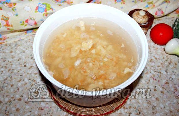 Щи из квашеной капусты в мультиварке пошаговый рецепт с фото