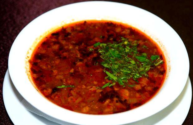 Суп харчо рецепт приготовления из баранины