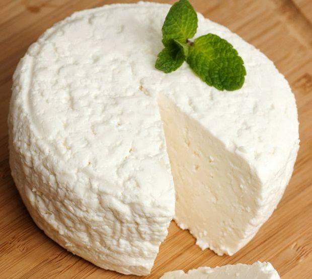 Сыр в домашних условиях рецепт с фото из козьего молока
