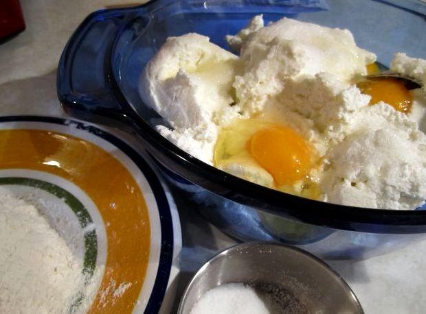 Сырники из 1 кг творога рецепт пошагово с фото
