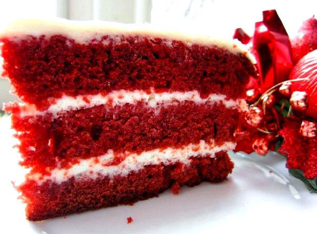 Торт красный бархат видео рецепт с фото пошагово в домашних условиях