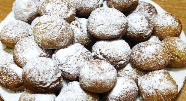 Творожные шарики во фритюре пошаговый фото рецепт