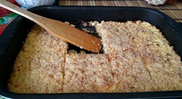 Творожный кекс самый вкусный рецепт в духовке с фото пошагово