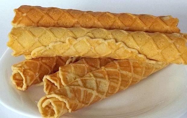 Вафли в вафельнице рецепт классический с фото