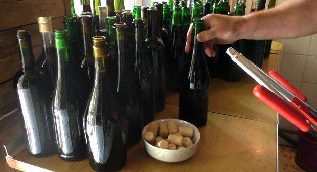 Виноградное вино в домашних условиях рецепт простой