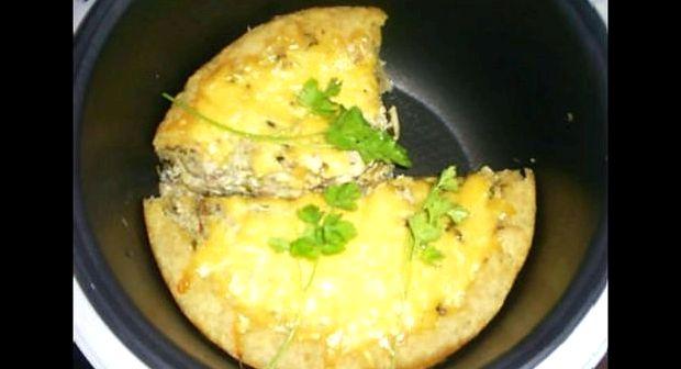 Жульен с грибами и курицей в мультиварке рецепт